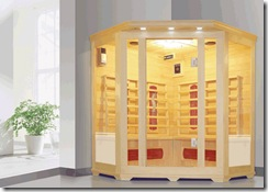 4 PERSON S SERIES INFRARED SAUNA